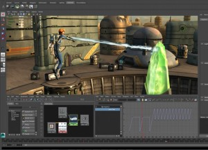 Autodesk Maya LT Software Launches For Indie Developers