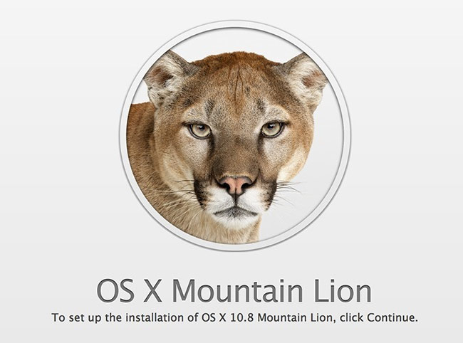 Apple Released OS X Mountain Lion 10.8.5 Update with Bug Fixes and Improvements