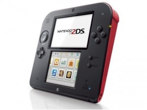 Nintendo 2DS Handheld Game Console Unveiled By Nintendo For $129