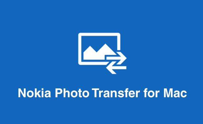 Nokia Photo Transfer For Mac