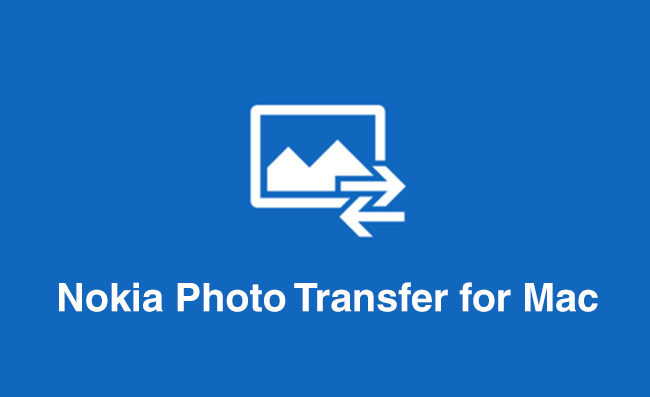Nokia Photo Transfer For Mac