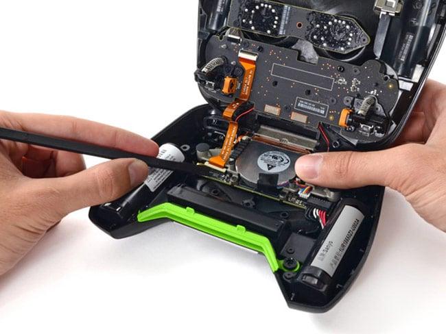 Nvidia Shield Teardown