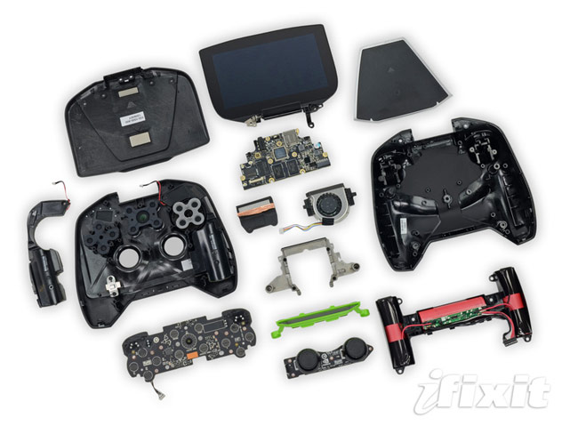 Nvidia Shield Teardown