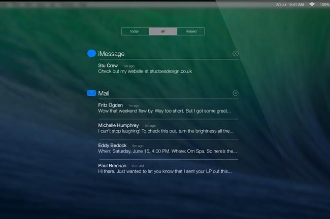 OS X Ivericks