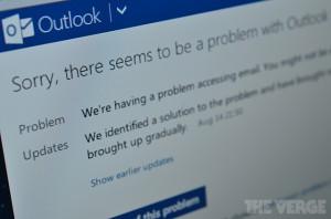 Microsoft Explains Outlook.com Outage