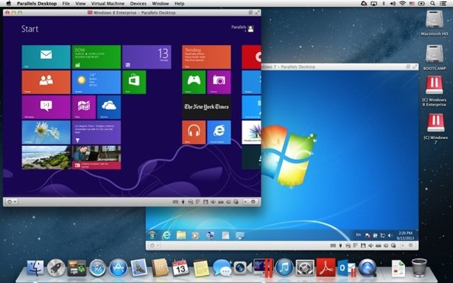 Parallels Desktop 9 For Mac