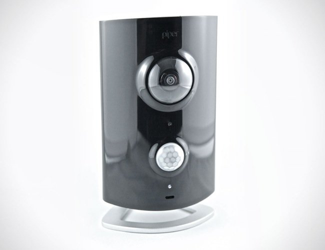 Piper home security camera