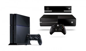 PlayStation 4 And Xbox One