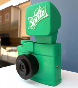 The Sprite Raspberry PI Camera Created Using Camera Module
