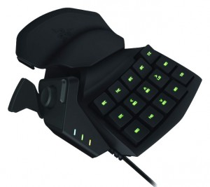 Razer Tartarus Expert Gaming Keypad Launches With 128 Command Options