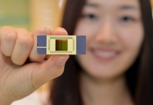 Samsung 3D Vertical NAND Now In Mass Production