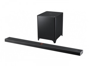 Samsung AirTrack HW-F850 Soundbar Unveiled For 60 Inch+ HDTVs