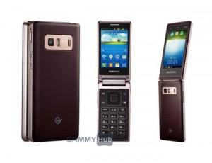 Samsung Flip Phone Hennessy SCH-W789 Photos Leaked