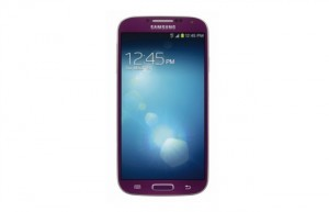 Samsung Galaxy S4 Smartphone Available In Purple Mirage From Sprint