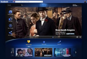 Sky Share Social TV Guide Facebook App Launched By BSkyB