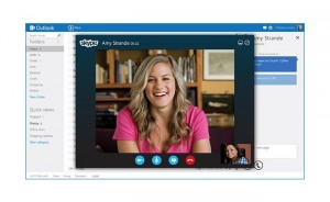 Skype Now Fully Integrated With Microsoft Outlook Software