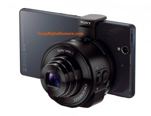 Sony Lens Camera QX10 And QX100 Smartphone Add-Ons Leaked