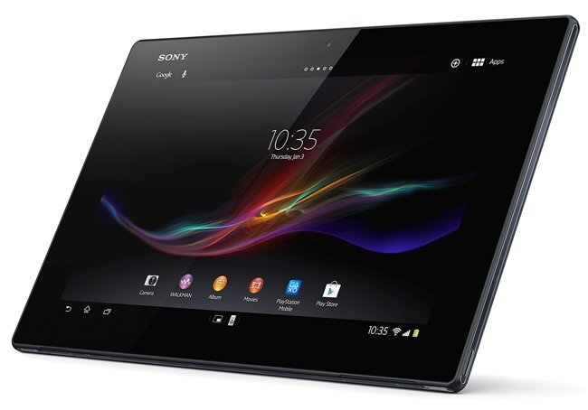 Sony Xperia Tablet Z Android 4.2 Update