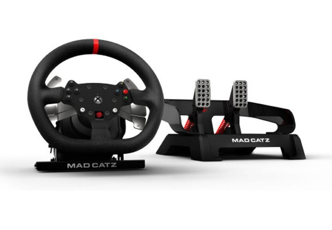 Xbox One Mad Catz Force Feedback Racing Wheel