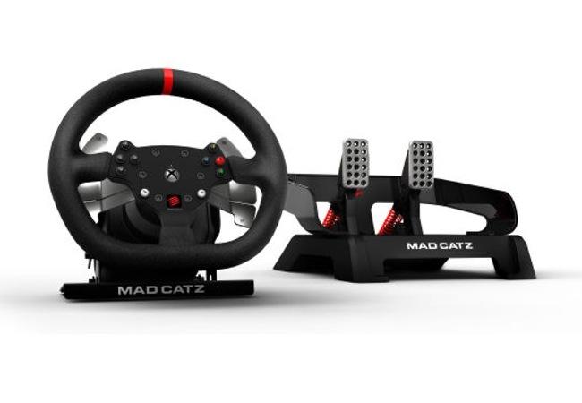Xbox One Mad Catz Force Feedback Racing Wheel