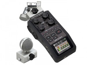Zoom H6 Handheld Recorder Launches For $399