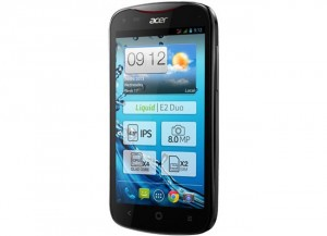 Acer Liquid E2 Lands In The UK