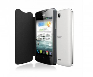 Acer Liquid Z3 Smartphone Announced
