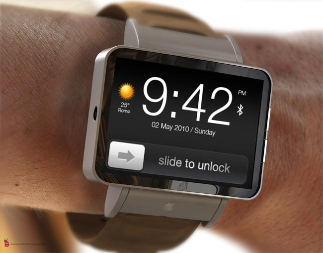 Apple iWatch To Be Built by Inventec?
