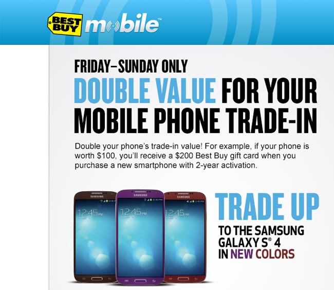 Best Buy Mobile Deals
