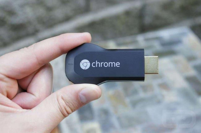 Google Chromecast Receives 10 New Applications