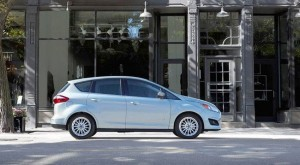 Ford Lowers Fuel Economy Ratings on C-Max Hybrid