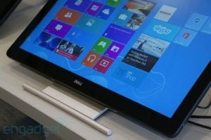 Dell Launches 20, 23, and 27-Inch Touch Monitors
