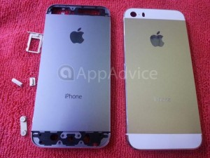 Gold iPhone 5S Poses For The Camera Again