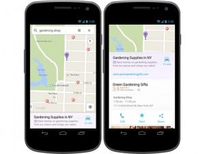 Google Maps For Android And iOS Updated With Adverts