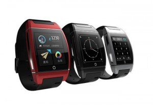 inWatch One Smartwatch With Built in GSM And Custom Android UI Launches