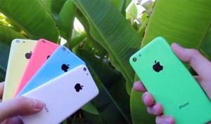 iPhone 5C Cases Appear On Video