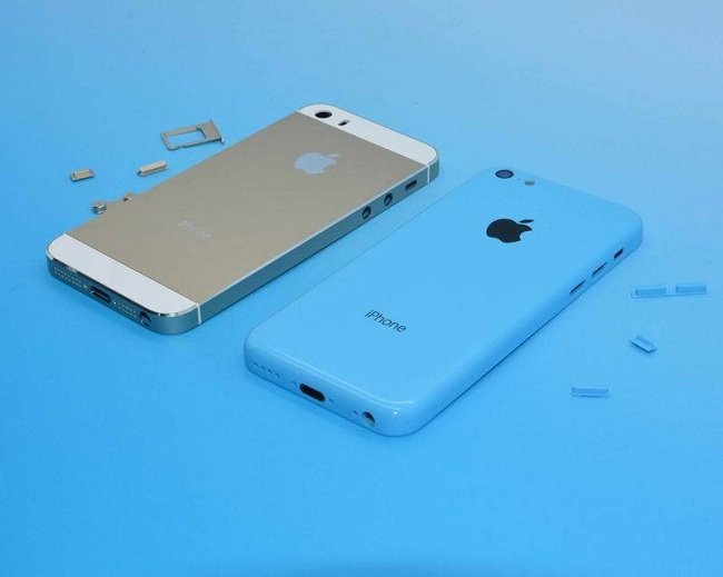 More Images of iPhone 5C and iPhone 5S Emerge