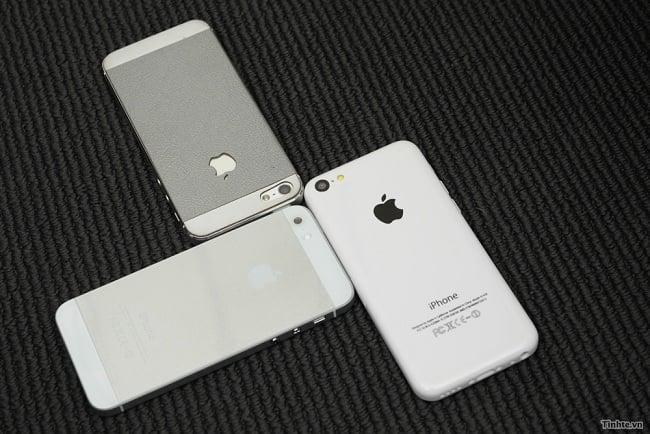 iPhone 5S-5C
