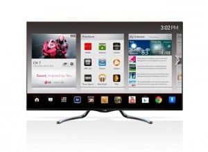 LG G TV Google TV Device In The Works