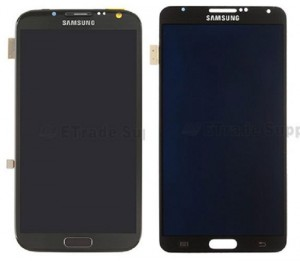 Alleged Samsung Galaxy Note 3 Front Panel Compared with Galaxy Note 2