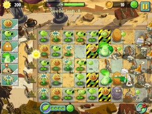 Plants vs Zombies 2 hits record 16 million downloads in 5 days
