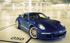 Porsche Unveils Special 911 Designed by 5 Million Facebook Fans