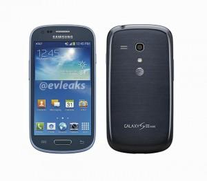 Samsung Galaxy S3 Mini Headed To AT&T