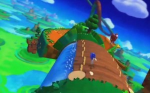 Sonic Lost World Hitting Wii U and 3DS On October 22