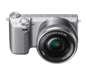 Sony NEX-5T Camera Announced