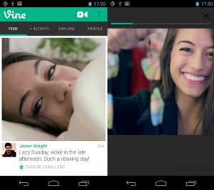 Vine For Android Update Released