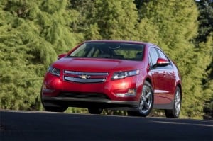 2014 Chevrolet Volt gets cheaper