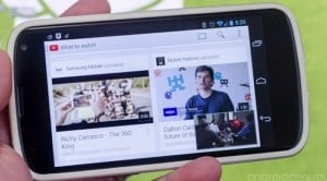 YouTube update adds new UI and features