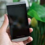 Blackberry Z10 Porsche Design
