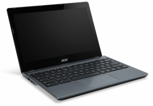 Acer C720 Haswell Chromebook May Offer Touchscreen Option